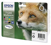 Картридж Epson St SX125,SX420W/425W Bundle (C,M,Y,Bk)