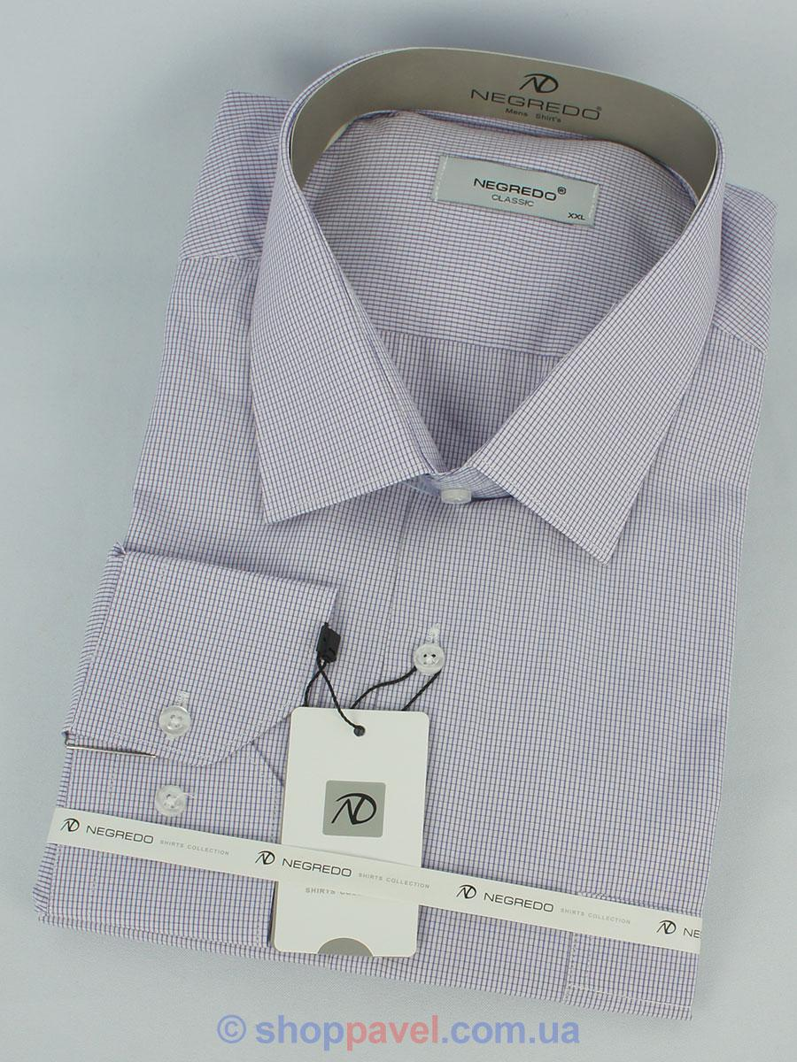 Чоловіча сорочка Negredo Classic 0310 H комбінована