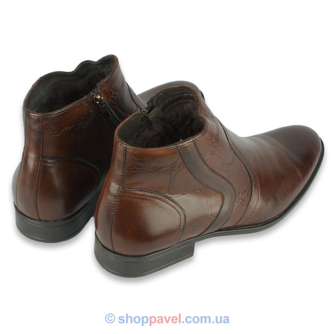 6027f8affb34ee Чоловіче зимове Польське взуття Tapi 2159, цена 2 279,90 грн./пара, купить  Білопілля — Prom.ua (ID#543780143)