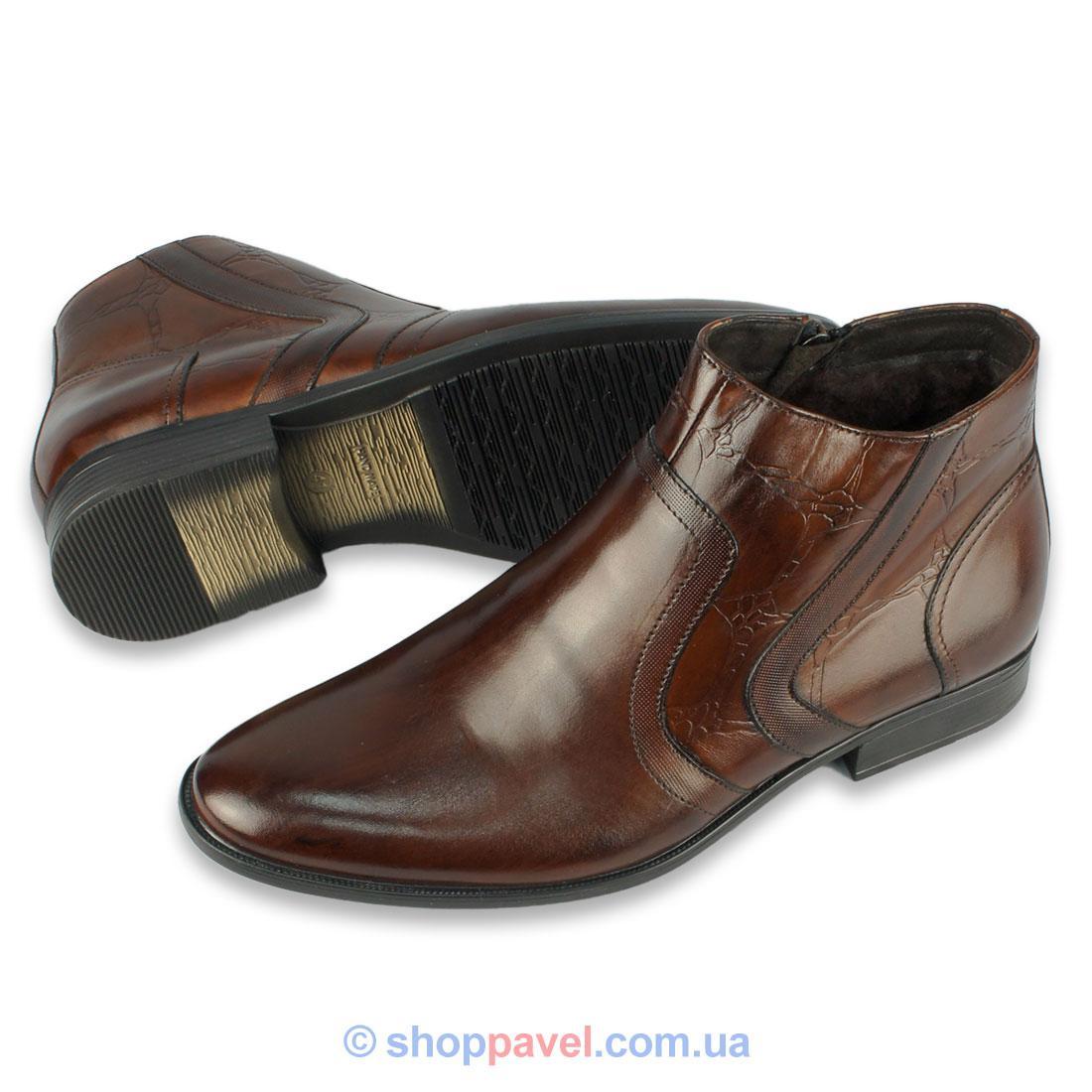 Чоловіче Зимове Польське Взуття Tapi 2159 — в Категории