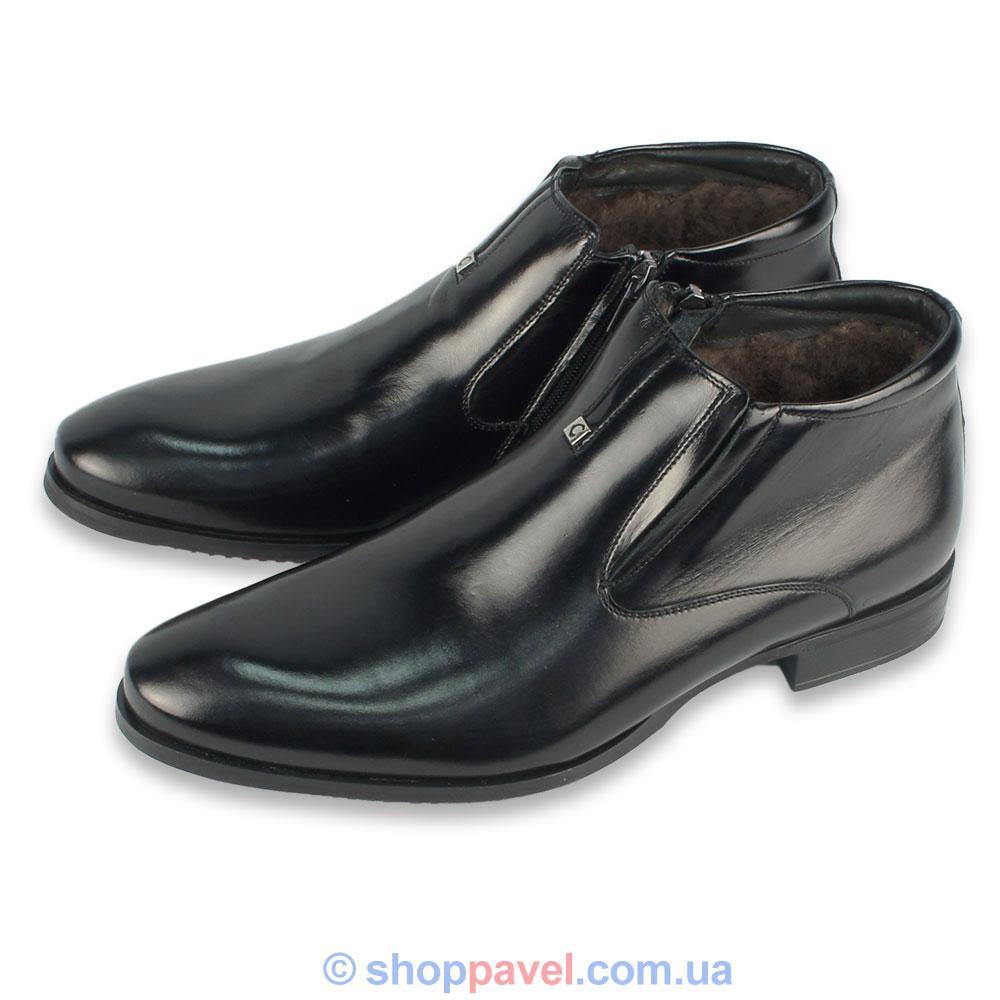 Чоловіче зимове взуття Conhpol C-4082к