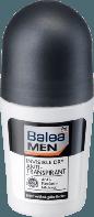 Дезодорант роликовый Balea Men Deo Roll-On Invisible, 50 мл