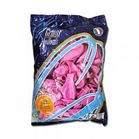 """Шарики 10 пастель """"Розовый"""" G90/06"""