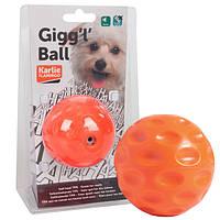 Мяч Karlie-Flamingo Gigg'L Ball для собак резина, 7 см