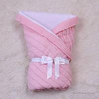 Демисезонный вязаный конверт-одеяло, Мечта