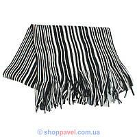 Чоловічий смугастий шарф PA WEI ER MAN 098 в різних кольорах