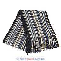 Чоловічий шарф у смужку різні кольори 0118