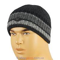 Чоловіча тепла шапка Sabfil 090 в різних кольорах