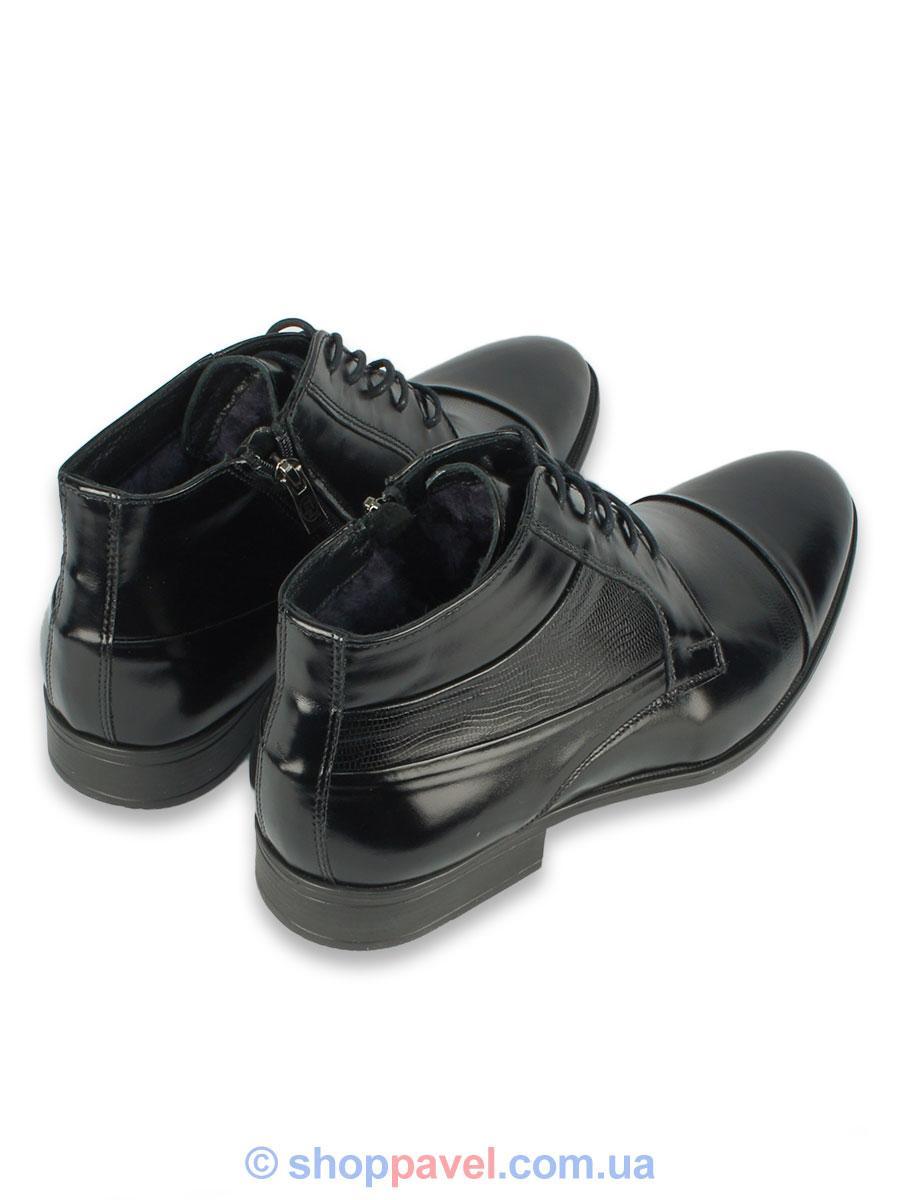 c1872952491c71 Чоловіче зимове взуття Tapi 2198 на натуральному хутру, цена 2 279,90  грн./пара, купить Білопілля — Prom.ua (ID#543780173)
