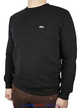 Чоловічий светр 0460 H чорного кольору