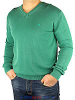 Чоловічий светр Fabiani 0390 в зеленому кольорі