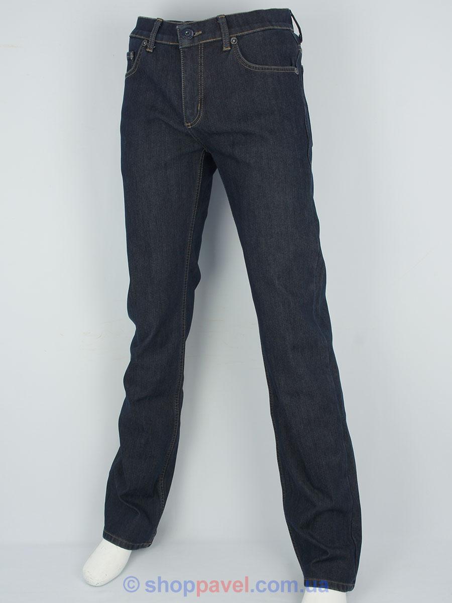 Чоловічі зимові джинси Cen-cor MD-600-А в темно-синьому кольорі