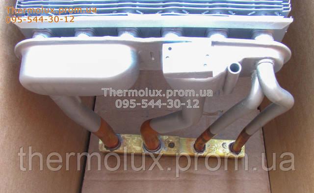 Теплообменник 715406546 покрыт защитным составом: