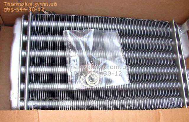 Комплект поставки теплообменника 87154065460 для котлов Bosch-Junkers