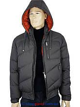 Зимовий чоловічий пуховик з капюшоном Malidinu M-09285 5#