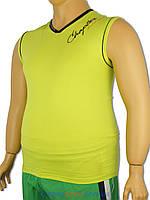 Чоловіча безрукавка Maxway 67004 в різних кольорах великого розміру