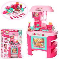 Детская кухня Little Chef 008-908, розовая ***