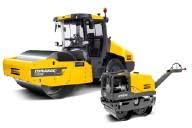 Катки дорожные и лёгкое уплотняющее оборудование Atlas Copco - RCE_Compaction_equipment_category