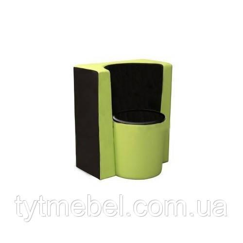 Кресло джокер 710*580 h820 HoReCa