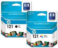 Картридж HP No.121 color