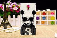 Чехол с рисунком для Xiaomi Mi4 панда