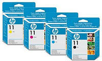 Печ. головка HP No.11 DesignJ10ps/500/800/cp1700 cyan