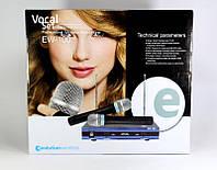 Микрофон DM EW 100,  микрофонная профессиональная радиосистема.