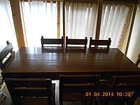 Мебель из сосны стол + 8 стульев