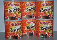 Горячий шоколад растворимый без глютена в банке, 300г