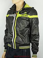 Чоловіча вітровка з капюшоном Maraton M-11-387