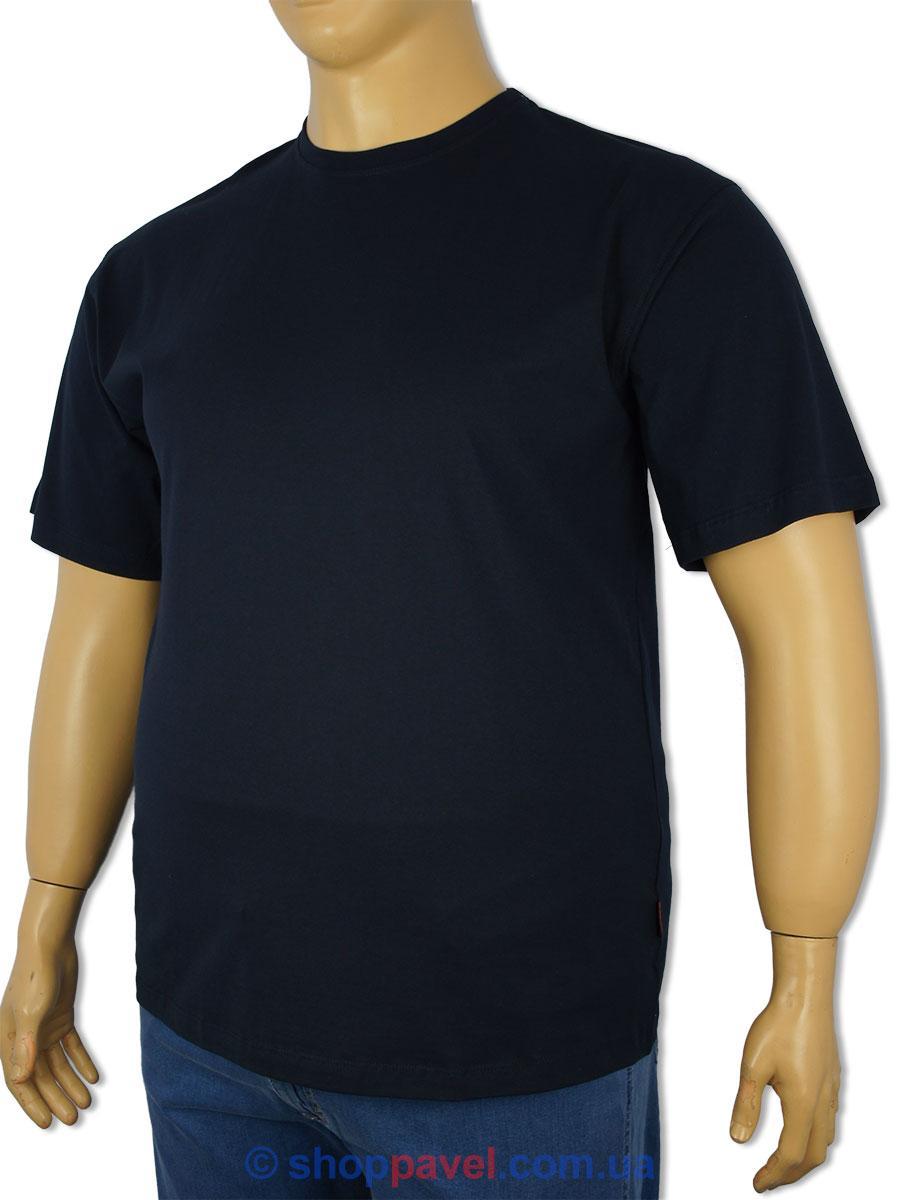 Чоловіча футболка Laperon PRN-4110 B чорного кольору