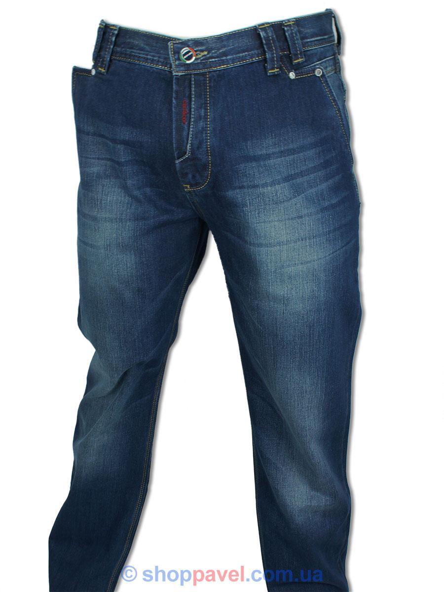 Чоловічі стильні джинси Cen-cor CNC-1074 Blue