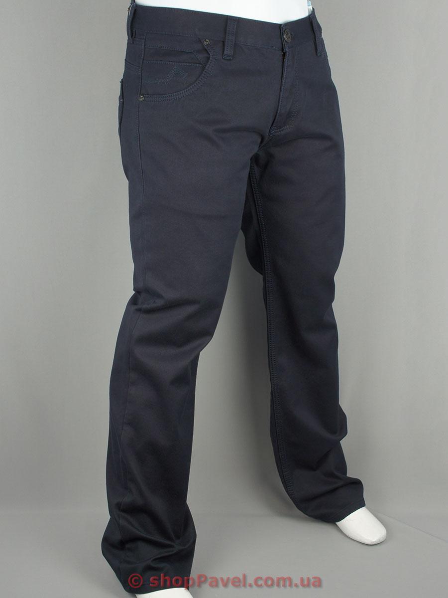 Чоловічі зимові джинси X-Foot 1067 великого розміру