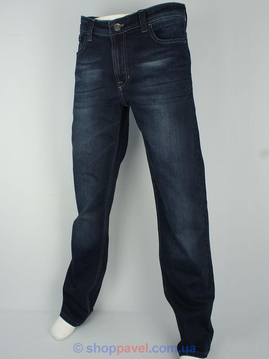 Чоловічі джинси Differ E-2007 SP.0751-12 темно-синього кольору