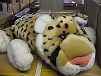 Леопард, одевается на руку, рычит, 36см