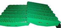Пластикові решітки 600х400 мм