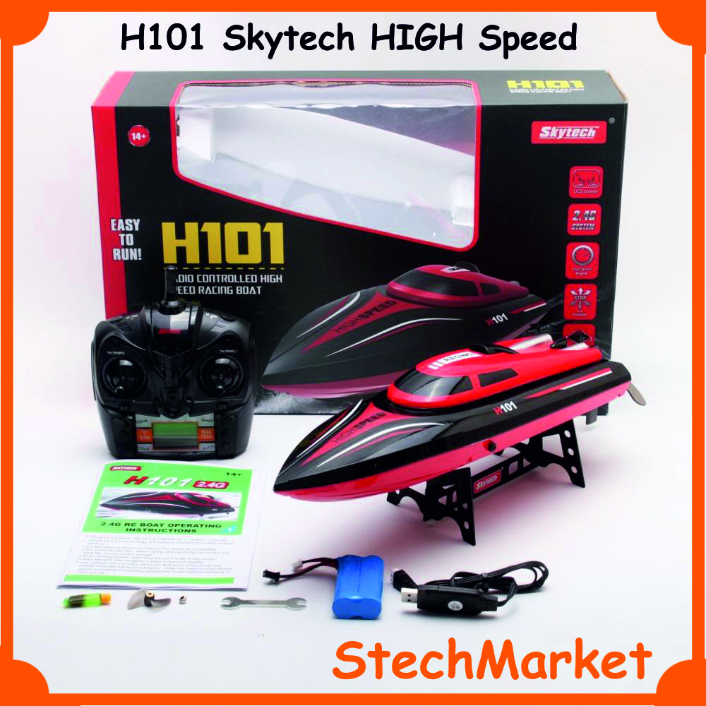 Катер H101 HIGH Speed детский Skytech