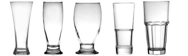 Как выбрать стаканы?