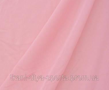 Стрейч-сетка нежно-розовая