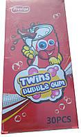 Жевательная резинка Twins Buble Gum 30 шт (Prestige)