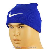 Чоловіча шапка Найк 090 в різних кольорах