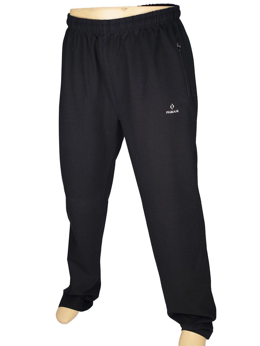Чоловічі спортивні брюки Fabiani  14KE3P3755 B black