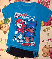 Детский костюм Супер щенки кулир