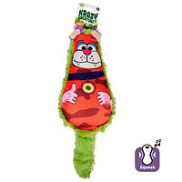 Игрушка Karlie-Flamingo Crazy Critter для собак мягкая, 38х12х6,5 см