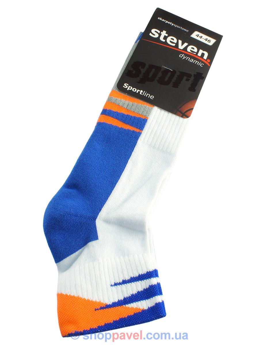 Чоловічі шкарпетки Steven 080 спорт теплі