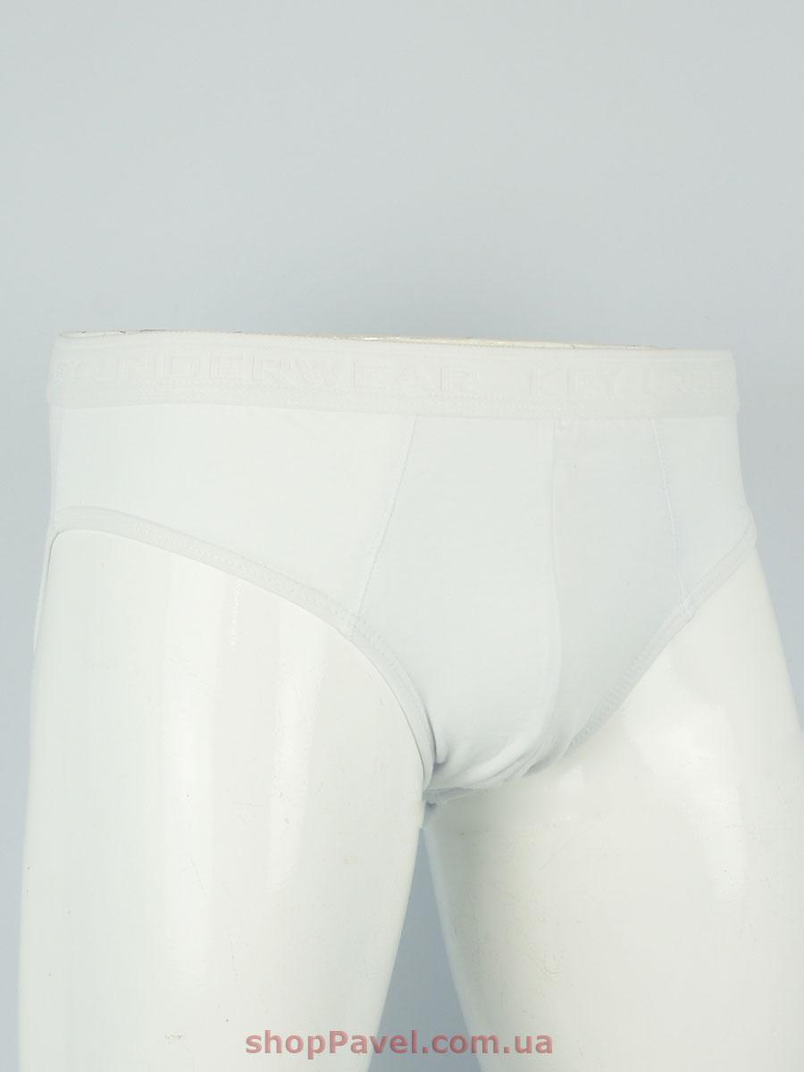 Чоловічі плавки Key MPP 017 A2 білого кольору