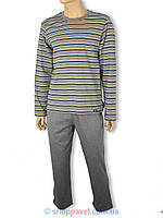 Піжама чоловіча Key MNS 333 B3 SZ сірого кольору