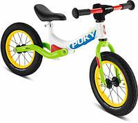 Беговел велобег детский PUKY LR Ride Германия (белый/салатовый)