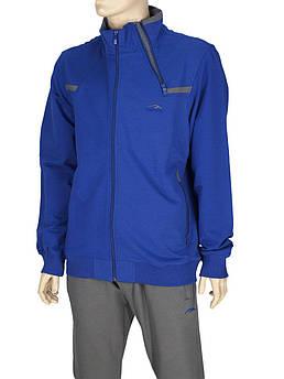 Спортивний чоловічий костюм Maraton М-11-636-U Н синій