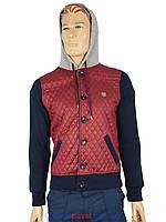 Стильна чоловіча демісезонна куртка Fuga Ibiza K 893